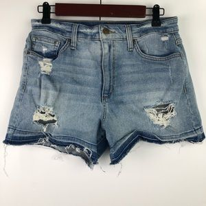 Joes Jeans || High Rise Distressed Shorts